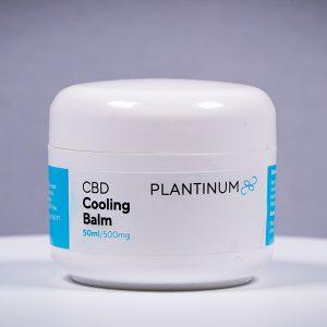 CBD cooling balm