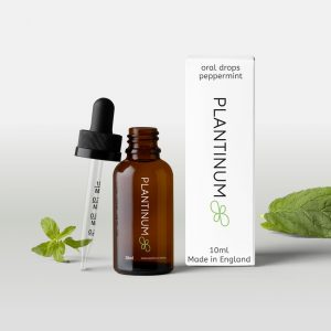 Plantinum CBD Oral Drops Peppermint 10ml for sale online