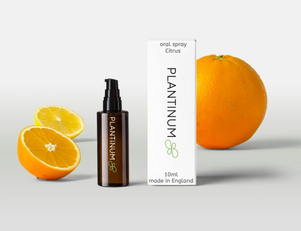 Plantinum CBD Oral Spray Citrus 10ml for sale online