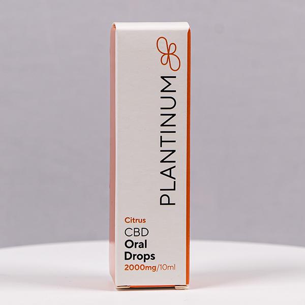 CBD oil orange